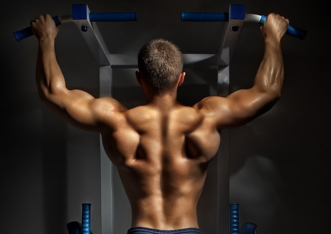 Heave Ho! Why the pull up is king!