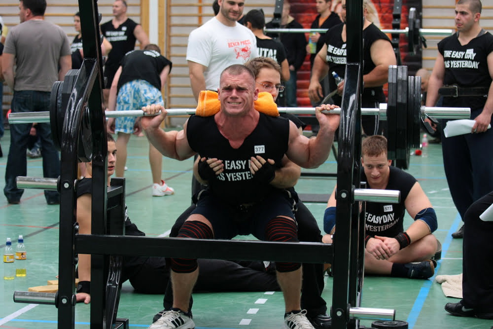 Be A Squatter: The truth about Squat Depth