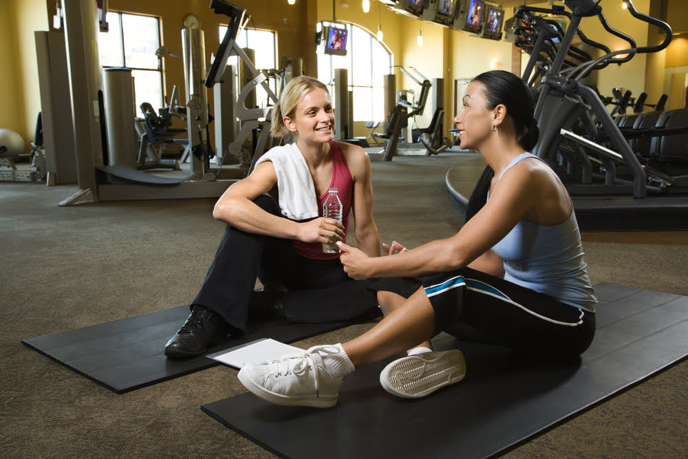 Should you use your friends workout programme too?